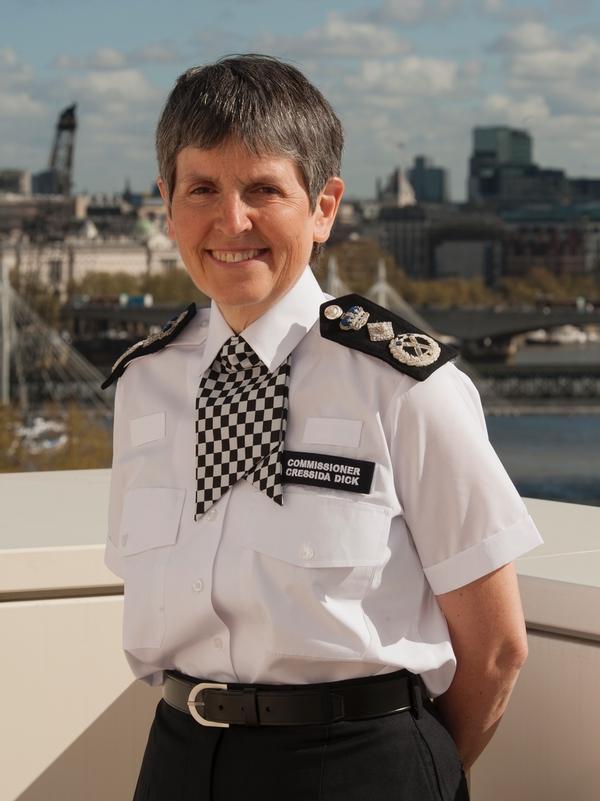 Met Commissioner: Cuts have had impact on violent crime