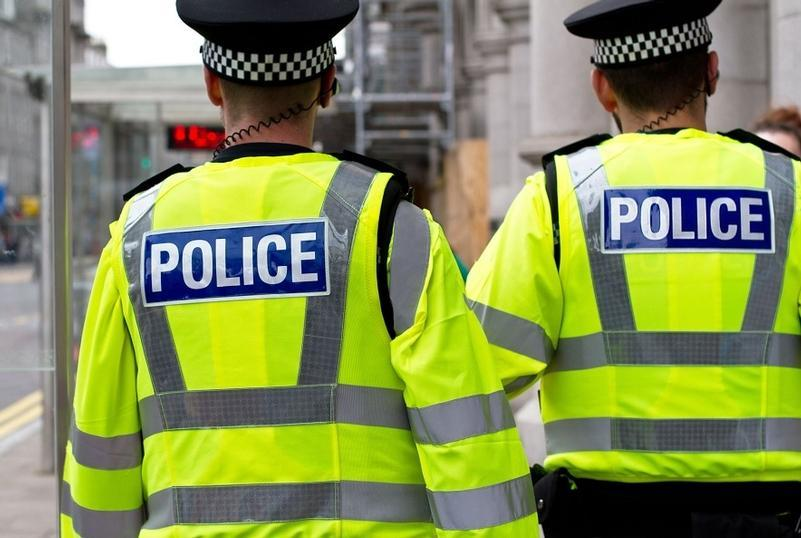 Policing's 'sick blue line' turns to civvy street