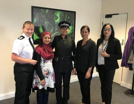 Loose-fitting uniform introduced in bid to increase number of Muslim female recruits