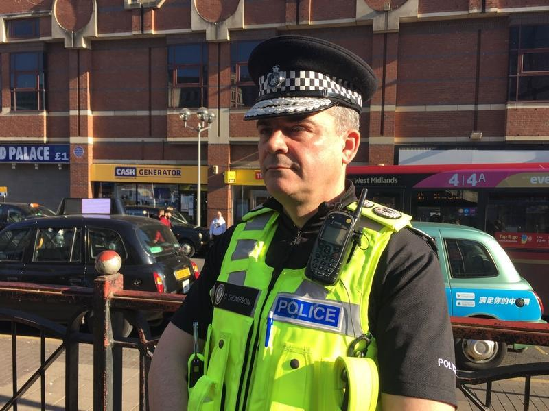 Let us not criminalise ever more groups of young people, chief pleads