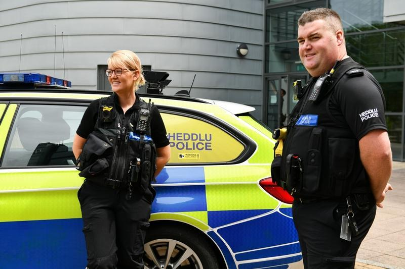 New 360 degree picture system gives policing 'extra pair of eyes'