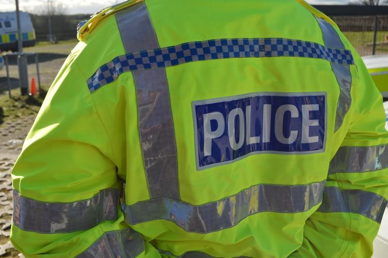 Just one in five say officers are 'highly visible' in their communities